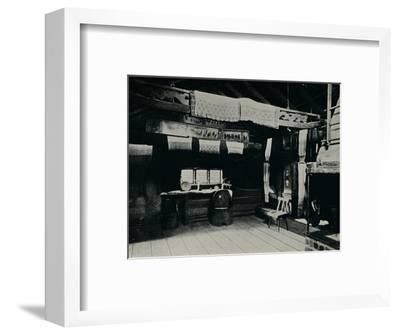 'Interior From Mora, Skansen Open Air Museum, Stockholm', 1925-Unknown-Framed Photographic Print