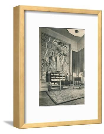 'A Collector's Study', c1925-Unknown-Framed Photographic Print
