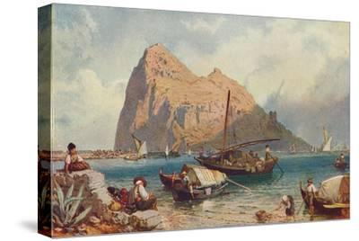 Gibraltar, 1905-Unknown-Stretched Canvas Print