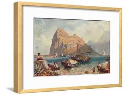 Gibraltar, 1905-Unknown-Framed Giclee Print