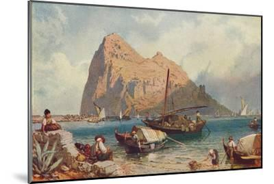 Gibraltar, 1905-Unknown-Mounted Giclee Print