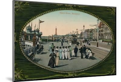 South Shore, Blackpool, c1905-Unknown-Mounted Photographic Print