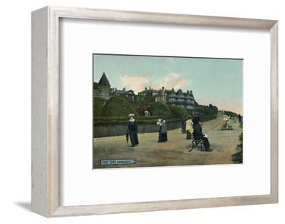 East Cliff, Bournemouth, c1905-Unknown-Framed Photographic Print