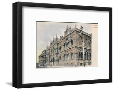 Exeter Museum, Devon, c1905-Unknown-Framed Photographic Print