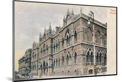 Exeter Museum, Devon, c1905-Unknown-Mounted Photographic Print