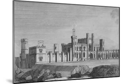'Castle Freke, the Seat of John Evans Freke, Lord Carbery', c1820-Unknown-Mounted Giclee Print