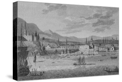 'Rio De Janeiro', 1809-Unknown-Stretched Canvas Print