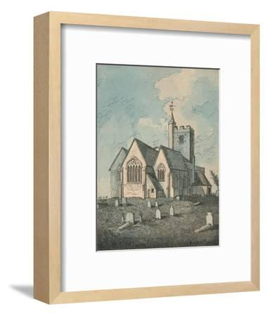 'Gillingham, Kent', c19th century-Unknown-Framed Giclee Print