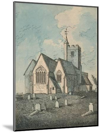 'Gillingham, Kent', c19th century-Unknown-Mounted Giclee Print