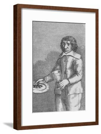 'F. Battalia; The Stone Eater', c1869-Unknown-Framed Giclee Print