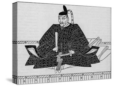 Toyotomi Hideyoshi (1536-1598), Japanese military leader, 1907-Unknown-Stretched Canvas Print