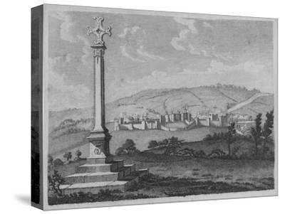 'Malcolms Cross', 1779-Unknown-Stretched Canvas Print