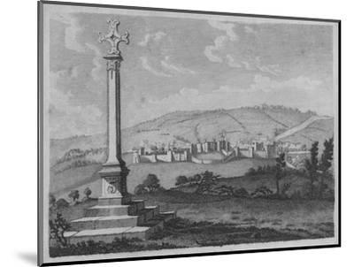 'Malcolms Cross', 1779-Unknown-Mounted Giclee Print