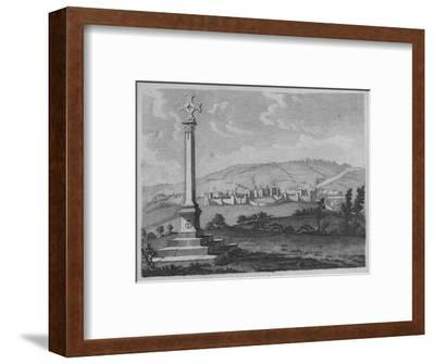 'Malcolms Cross', 1779-Unknown-Framed Giclee Print