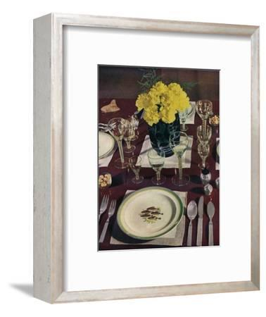 'Silver', 1939-Unknown-Framed Photographic Print