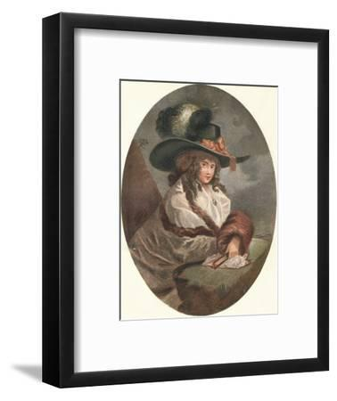'Constantia', c1788-Unknown-Framed Giclee Print