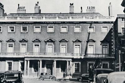 'Norfolk House', c1937-Unknown-Framed Photographic Print