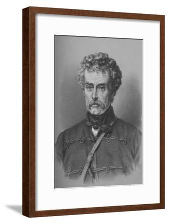 Field Marshal Sir Colin Campbell, British soldier, c1862 (1883)-Unknown-Framed Giclee Print