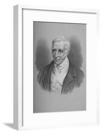 Field Marshal the Duke of Wellington, 1844 (1936)-Unknown-Framed Giclee Print