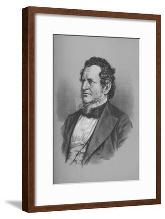 Edward Smith-Stanley, 14th Earl of Derby, British statesman, 1865 (1936)-Unknown-Framed Giclee Print