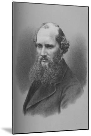 Sir William Thomson, Irish physicist and engineer, c1870s (1883)-Unknown-Mounted Giclee Print