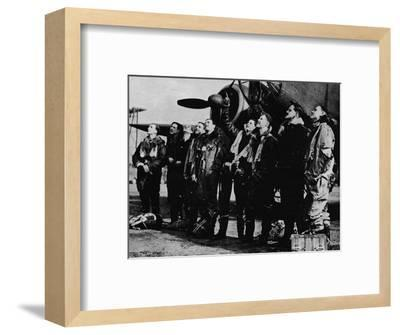 'Back from Bergen', 1941-Unknown-Framed Photographic Print