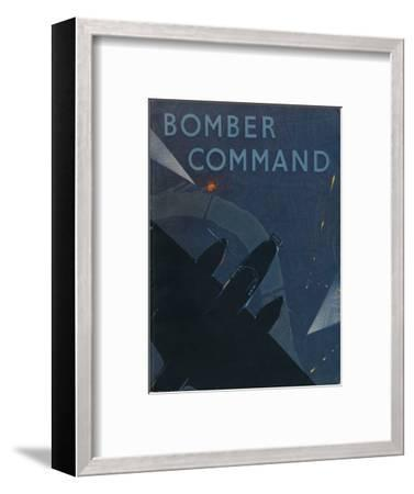 Front page of Bomber Command, 1941-Unknown-Framed Giclee Print
