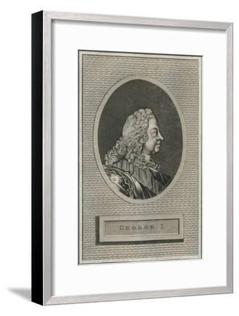 King George I, 1793-Unknown-Framed Giclee Print