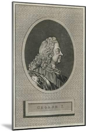 King George I, 1793-Unknown-Mounted Giclee Print