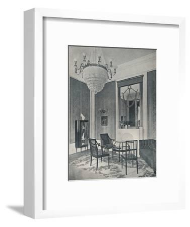 'Drawing-Room', c1911-Unknown-Framed Photographic Print