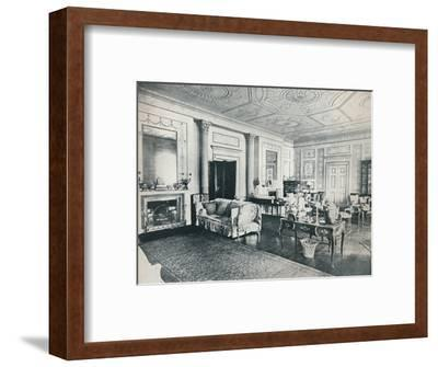 'The Adam Salon, Stoke Edith', c1909-Unknown-Framed Photographic Print