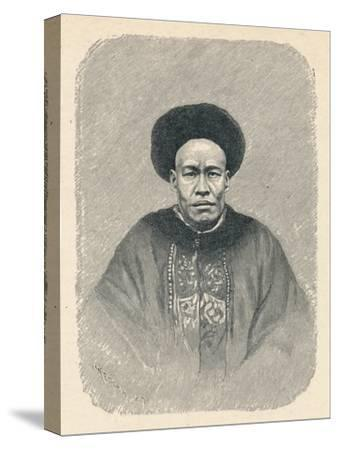 'Y-Yung', c1895, (1904)-Unknown-Stretched Canvas Print
