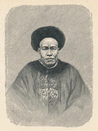 'Y-Yung', c1895, (1904)-Unknown-Framed Giclee Print