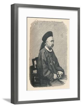 'Chung Hou', c1895, (1904)-Unknown-Framed Giclee Print