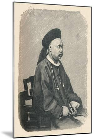 'Chung Hou', c1895, (1904)-Unknown-Mounted Giclee Print