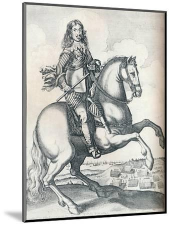 'Oliver Cromwell', 1640-Unknown-Mounted Giclee Print