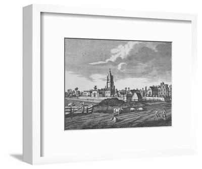 Hackney, c1790 (1911)-Unknown-Framed Giclee Print