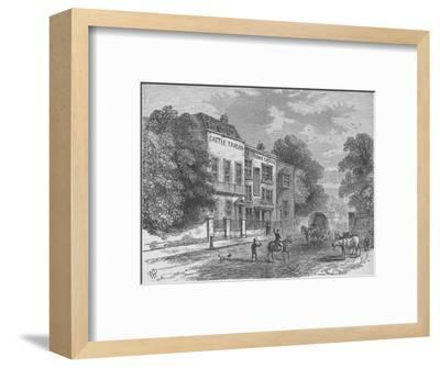 Jack Straw's Castle, Hampstead, London, c1900 (1911)-Unknown-Framed Giclee Print