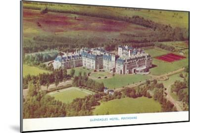 'Gleneagles Hotel, Perthshire', c1930-Unknown-Mounted Giclee Print