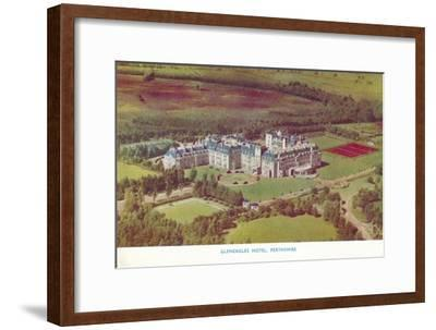 'Gleneagles Hotel, Perthshire', c1930-Unknown-Framed Giclee Print