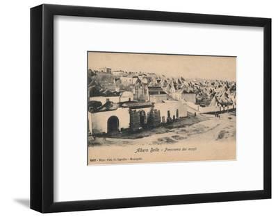 'Albero Bello - Panorama dei Monti', c1910-Unknown-Framed Photographic Print