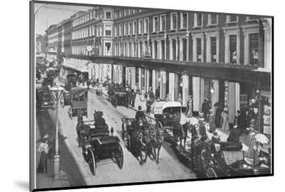 In Westbourne Grove, Notting Hill, London, c1903 (1903)-Unknown-Mounted Photographic Print