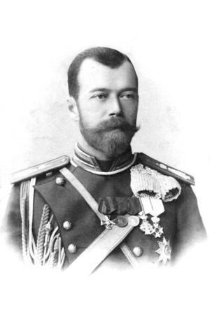 Tsar Nicholas II of Russia, c1900-Unknown-Framed Photographic Print