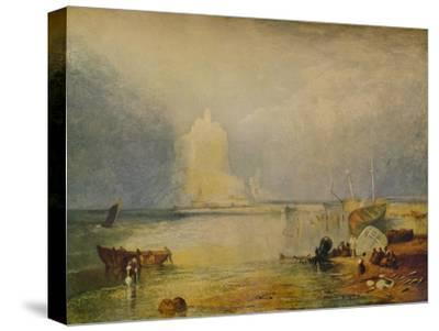 'St. Michael's Mount', c1834, (1938)-Unknown-Stretched Canvas Print