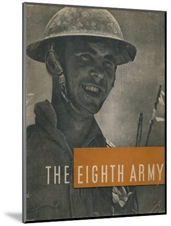 Front cover of The Eighth Army, 1944-Unknown-Mounted Photographic Print