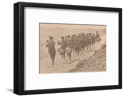 The most popular 'parade', c1915 (1928)-Unknown-Framed Photographic Print