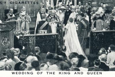 'Wedding of the King and Queen', 1923 (1937)-Unknown-Framed Photographic Print