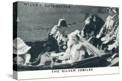 'The Silver Jubilee', 1935 (1937)-Unknown-Stretched Canvas Print