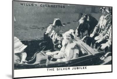 'The Silver Jubilee', 1935 (1937)-Unknown-Mounted Photographic Print