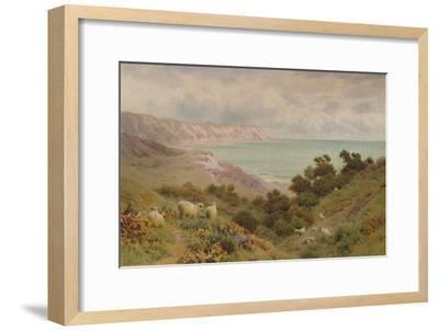 The Warren, Folkestone', c1876, (1938)-Frederick Williamson-Framed Giclee Print
